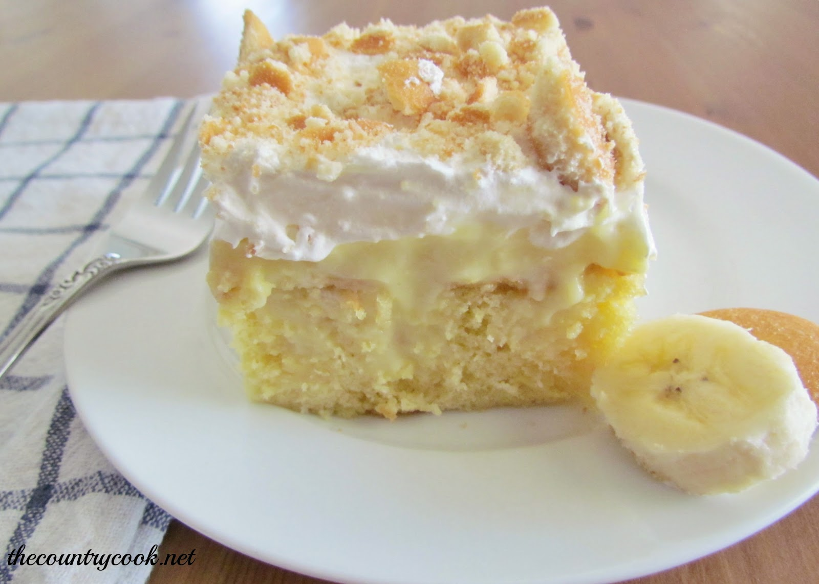 Recipe Using Lemon Pudding And Yellow Cake